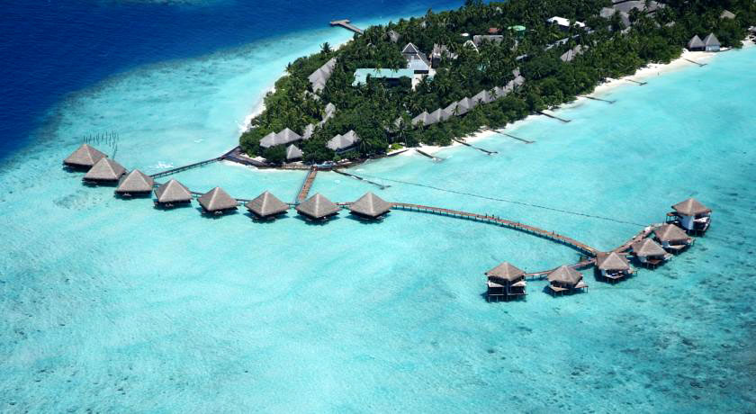 The Hilton Maldives Resort and Spa